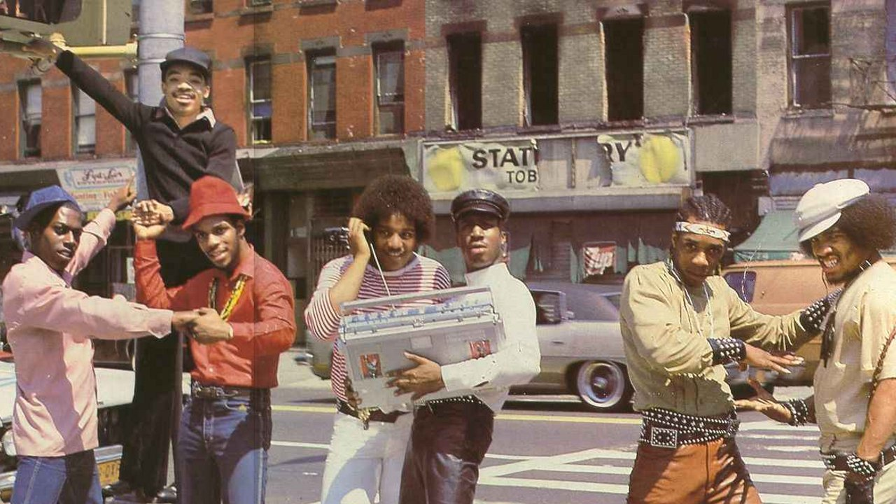 GrandmasterFlash & The Furious Five