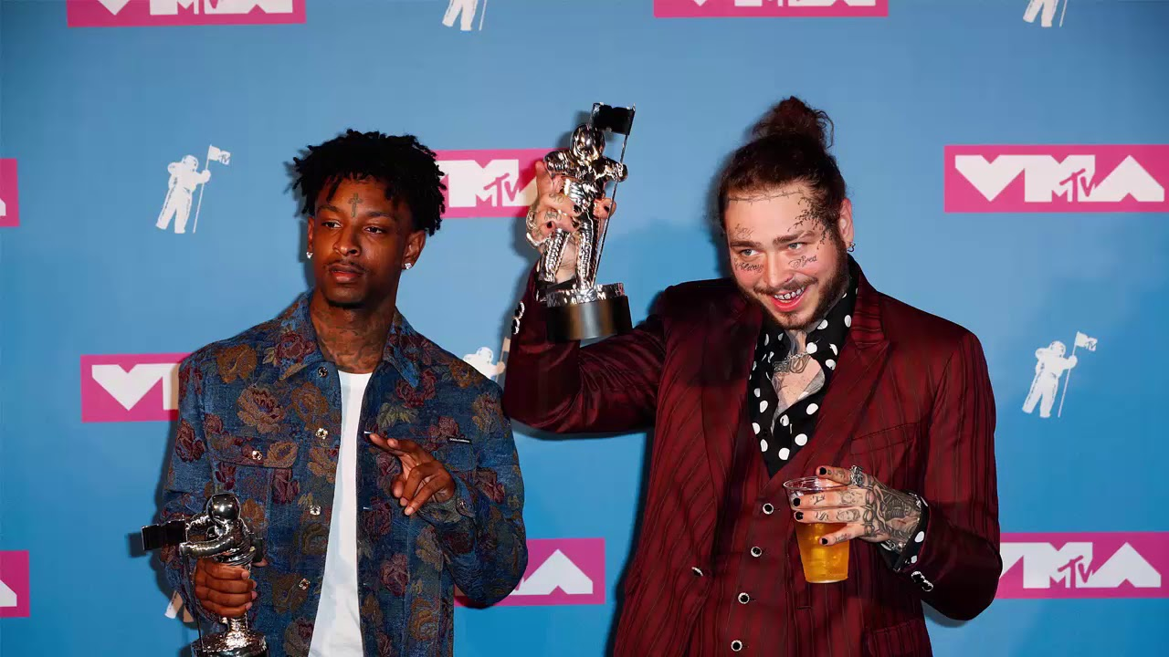 post malone & 21savage